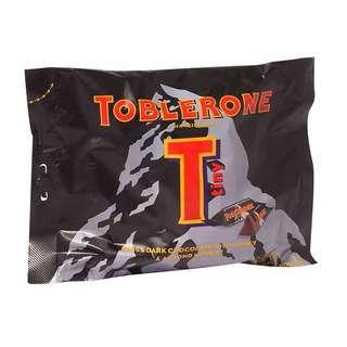 Toblerone Black Tiny's