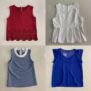 Assorted Tops Clearance