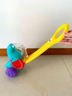 Interactive Baby Walker