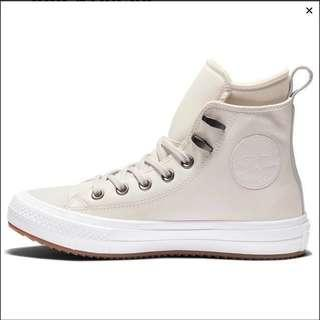 Converse Chuck Taylor All Star Waterproof Boot Leather High Top Size 6.5