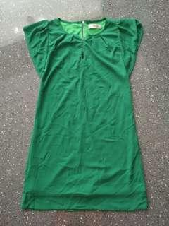 Pre-loved Green Dress