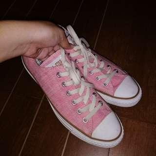 SALE!!! Converse All Star Chuck Taylor Low Pink