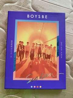 WTS: Seventeen Boys Be Album Hide and Seek Version
