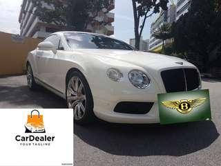 Bentley Continental 4.0 GT V8 Auto
