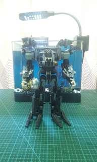 Hasbro Transformers Voyager Blackout