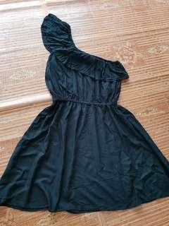 Toga black dress