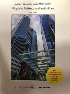 Financial Markets and Institutions (Sixth Edition)
