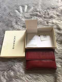 Authentic Givenchy Wallet