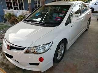 2006 honda civic 2.0 Auto