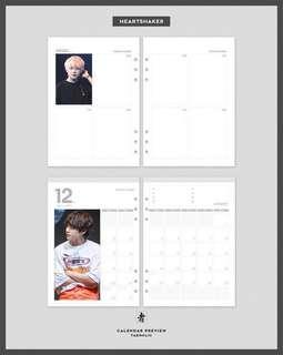 [LOOKING FOR/WTB] bts taehyung/v fansite diary & planner