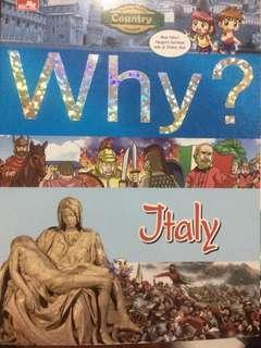 Why italy / italia