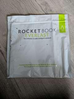 Rocketbook Everlast (BNIB) - Smart Notebook