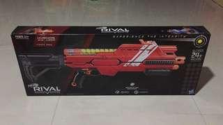 Nerf rivals hypnos (red) BRAND NEW