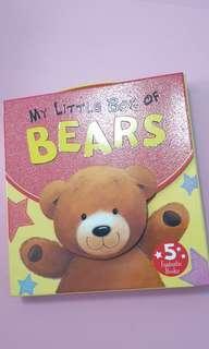 David Bedford Catherine Walters - bears