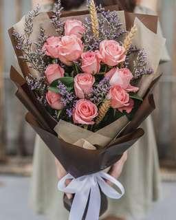 [Valentine 2019] Amour Rose Bouquet