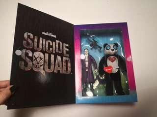 DC  Comics Multiverse - Suicide Squad Joker O's  The Joker and The Panda Man Exclusive Figure Set