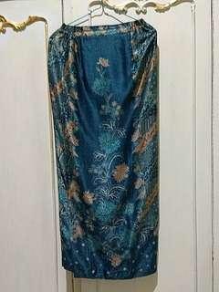Batik sutra - Rok panjang