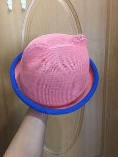 可愛貓耳帽