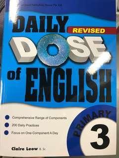 Primary 3 English Chosen Book
