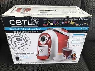 BNIB CBTL Coffee Machine