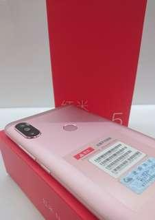 Xiaomi Redmi Note 5 Smartphone 4/64GB Rosegold