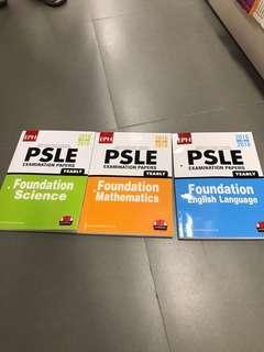 Foundation Chosen Set PSLE
