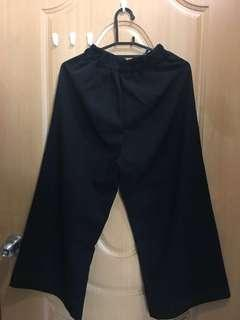 寬褲(黑)