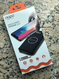 Mopo 無線充電器 Mopo Wireless Charging Power Bank