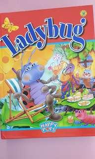 Happy pops - Ladybug