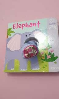 Igloo book - Elephant