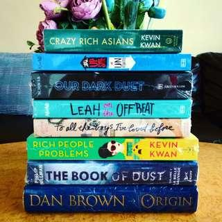 Great new YA reads for less than bookstore prices!