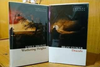 Dracula & Wuthering Heights