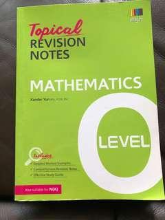 E math revision notes ( o level)