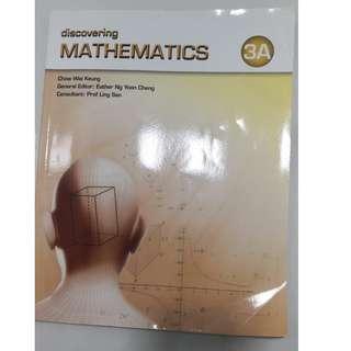 🚚 Discovering Mathematics 3B, Secondary 3 school textbook