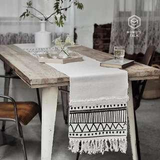 Bohemian Vintage Table Runner