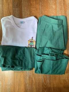 Raffles Institution JC Uniform