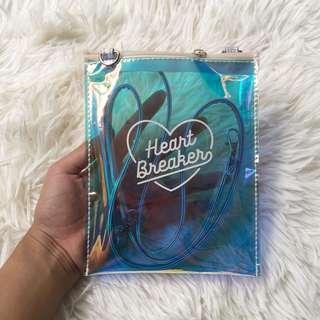 Heart Breaker sling bag