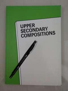 Give away Upper Secondary Compositions 1988 version