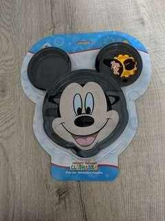 Mickey Mouse Clubhouse Plate Set (BNIB)