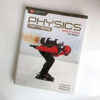 Physics Matters GCE O Level Textbook (4th Edition)