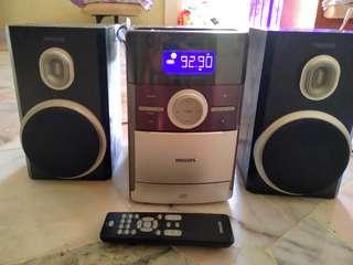 Speaker Philips Audio System