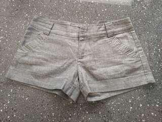 Pre-loved light grey shorts