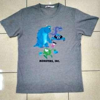 Uniqlo x Monster Inc T-shirt
