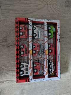 Toy Vehicle Set of 9 (BNIB)