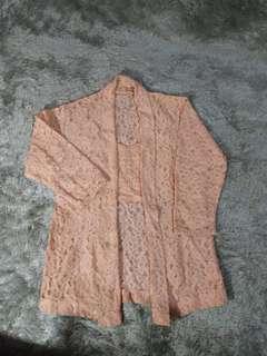 Kebaya kutubaru lace brocad brukat kutu baru