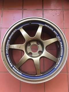 """Imported 16"""" Sport Rim from Japan"""