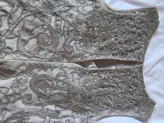 Gorgeous designer formal gown