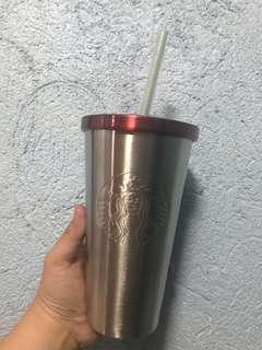 Starbucks 16oz Stainless Steel Tumbler