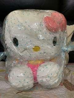 Hello kitty 毛公仔 doll 40cm