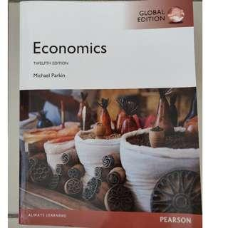 Economics 12th Edition Michael Parkin